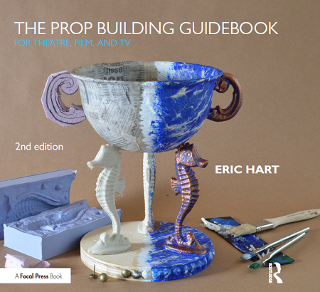 The Prop Building Guidebook front cover